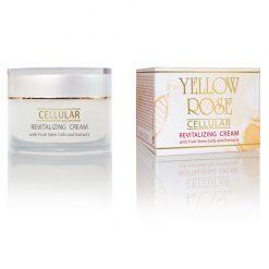 Kem dưỡng ẩm trắng sáng và săn chắc Yellow Rose- CELLULAR REVITALIZING CREAM