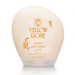 Kem dưỡng thể giúp săn chắc cơ thể Yellow Rose - GOLDEN LINE GINGER BODY CREAM