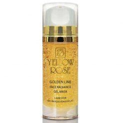Mặt nạ gel sáng da từ Vàng 23K Yellow Rose- GOLDEN LINE RADIANCE GEL MASK