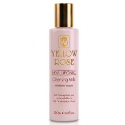 Sữa rửa mặt cấp ẩm từ Axit Hyaluronic Yellow Rose- HYALURONIC CLEANSING MILK