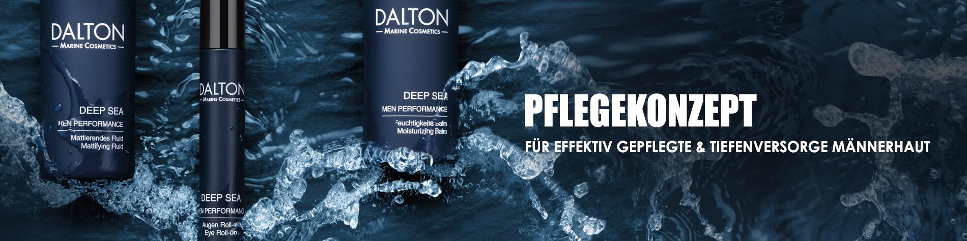 dòng mỹ phẩm dành cho nam dalton deep sea