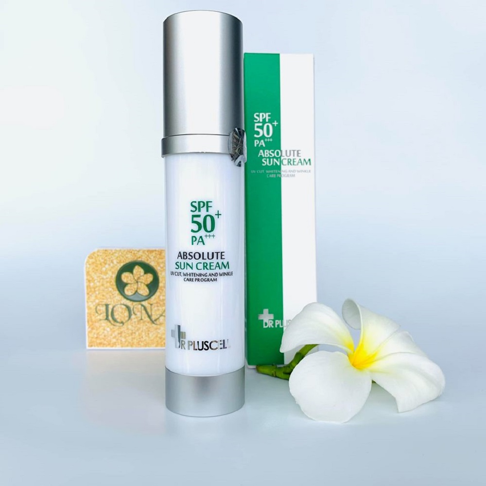 Kem chống nắng Dr Pluscell Absolute Sun Cream