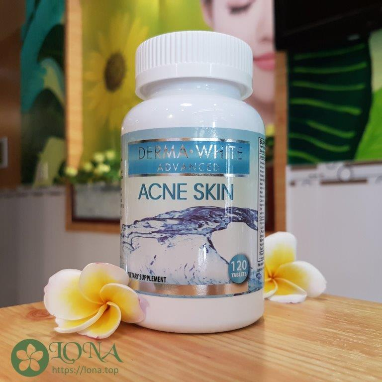Derma White Advanced Acne Skin