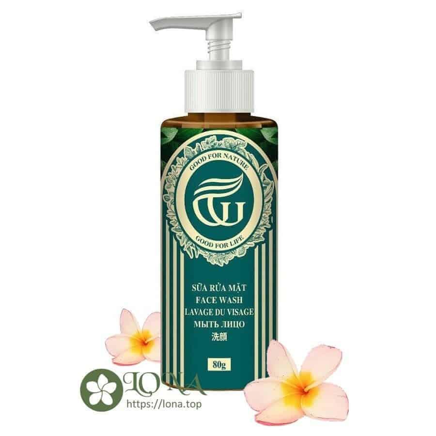 sản phẩm Mediworld sữa rửa mặt face wash
