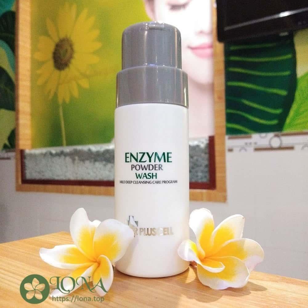 Sữa rửa mặt Enzyme Powder Wash Dr Pluscell là sản phẩm mới ra mắt của thương hiệu Dr pluscell
