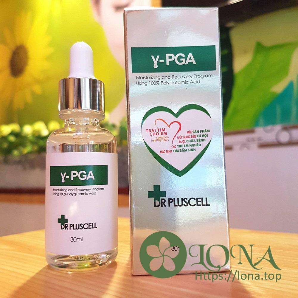 Dr Pluscell dành riêng cho da dầu sẽ giúp làn da chị em bóng khỏe mà không nhờn rít.